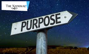Purpose of Our Living