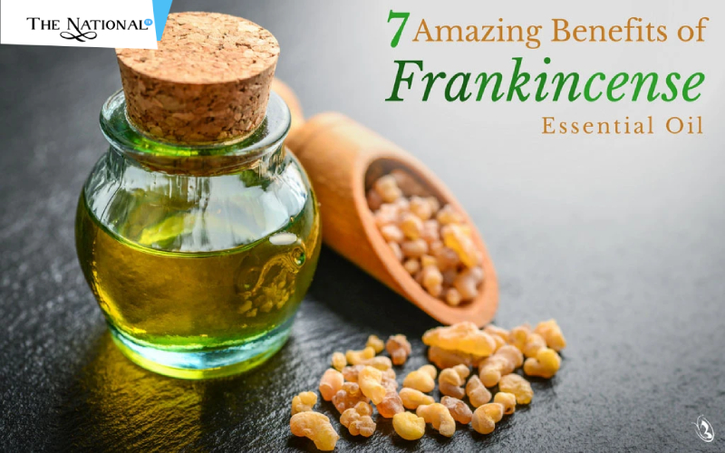 7 Amazing Health Benefits of Frankincense Oil