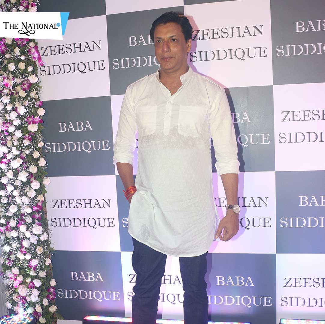Baba Siddiqui iftaar party at Taj Lands End bandra - photos