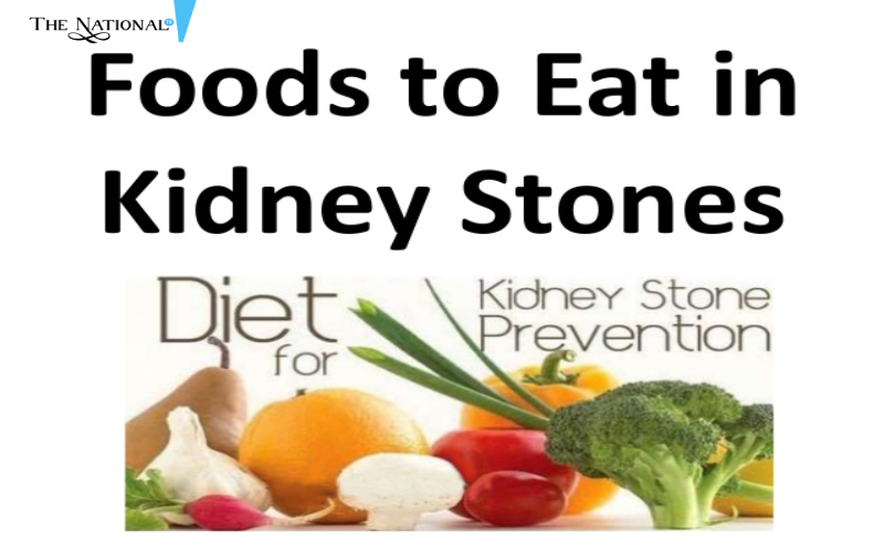 3 Best Foods For Kidney Stone Prevention