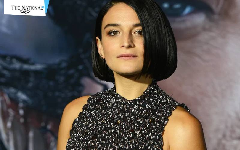 Jenny Slate says she will get over her stage fright in a Netflix Comedy Special