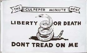 The Culpeper Minute Men