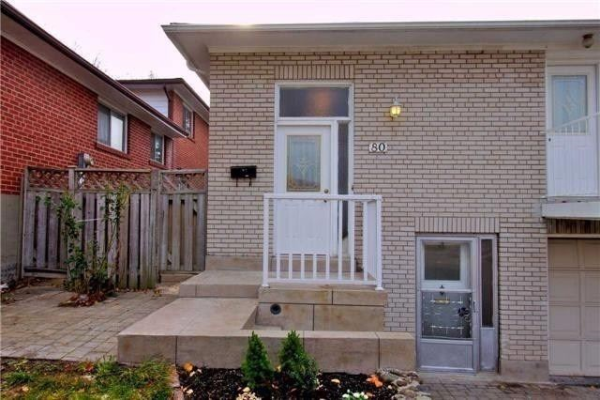 80 Harrington Cres, Toronto