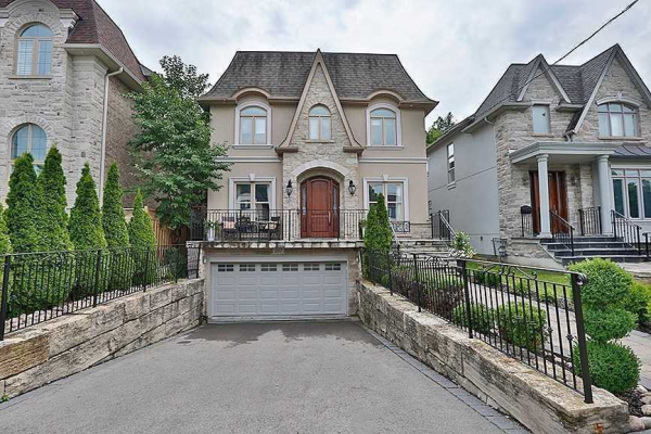 217 Harlandale Ave, Toronto