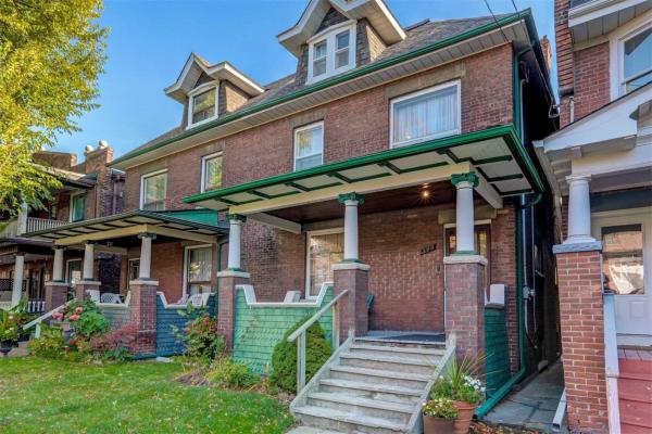 299 St Clarens Ave, Toronto