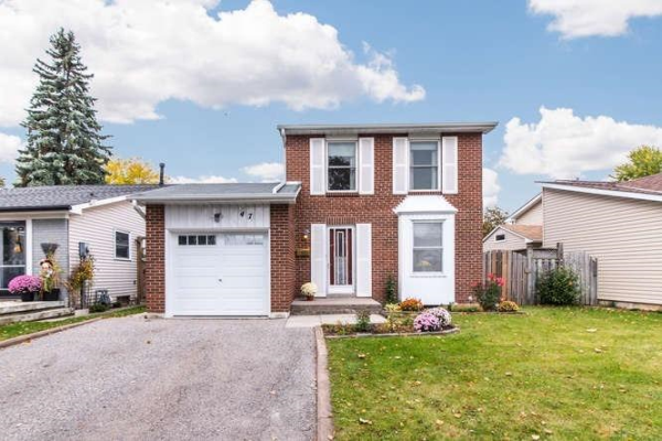 47 Brooksbank Cres, Ajax
