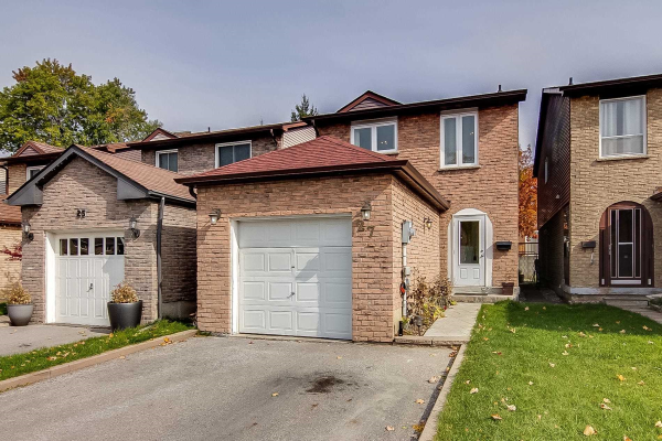 27 Mabley Cres, Vaughan