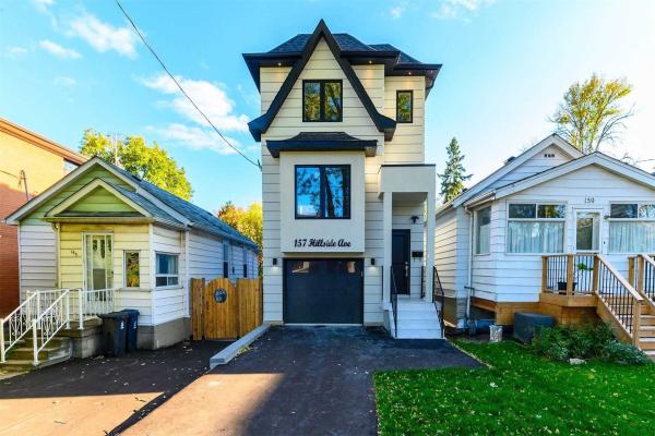 157 Hillside Ave, Toronto