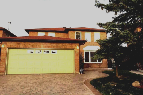 541 Yorkminster Cres S, Mississauga