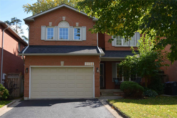 1124 Feeley Crt, Mississauga