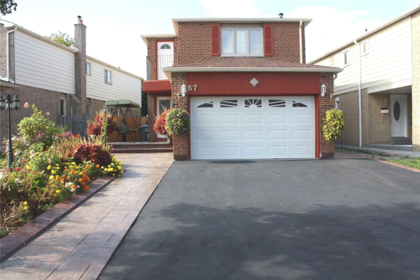 67 Morton Way, Brampton