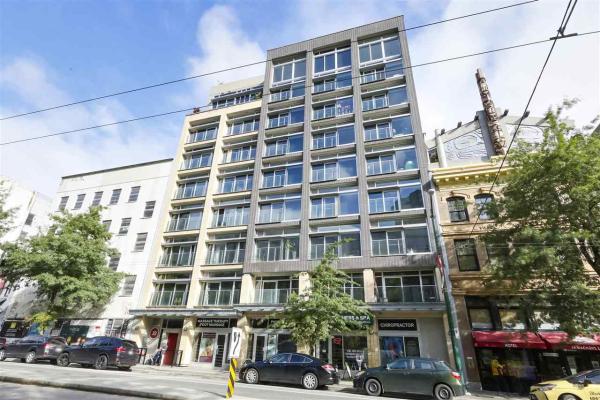 805 33 W PENDER STREET, Vancouver