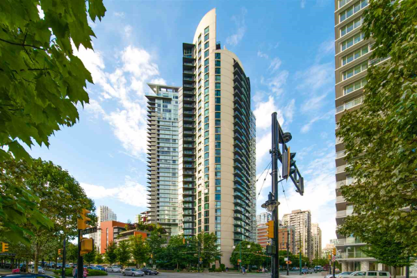 603 501 PACIFIC STREET, Vancouver