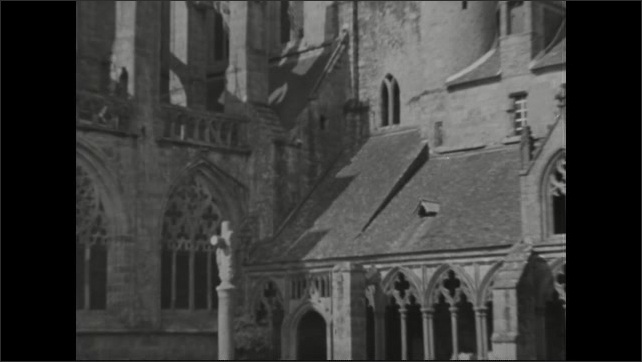 1940s: Cathedral.