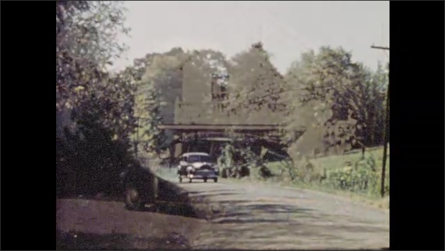 1950s: Milkman departs home to go on collection tour as narrator describes his peril.