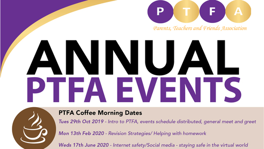 Annual PTFA Events