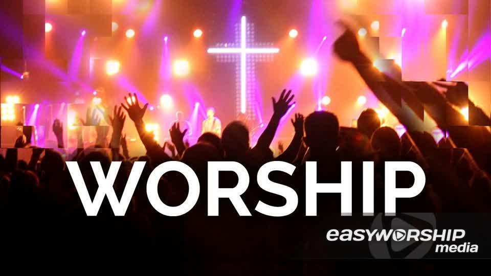 Worship by Hyper Pixels Media - EasyWorship Media