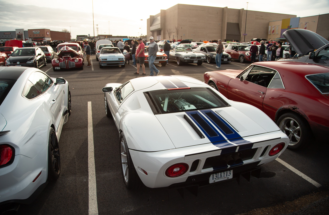 First Cars and Coffee of the Decade