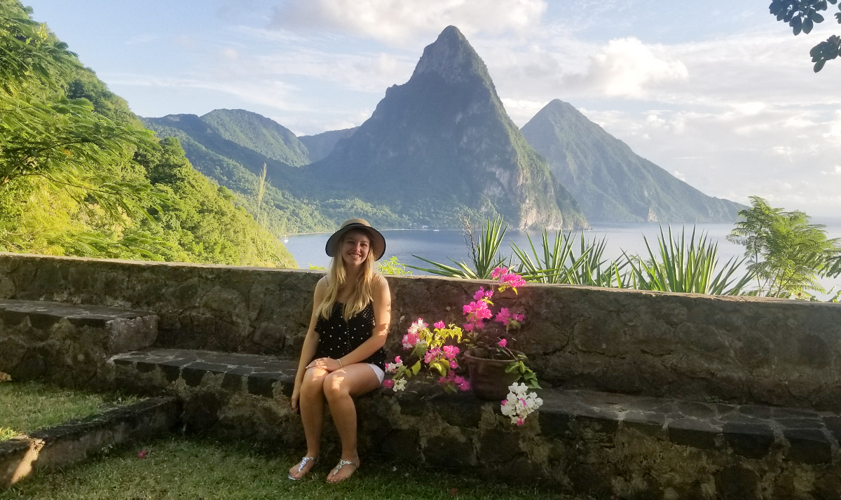 Special Feature: Honeymooning in Saint Lucia - The Enormous Picture Journal