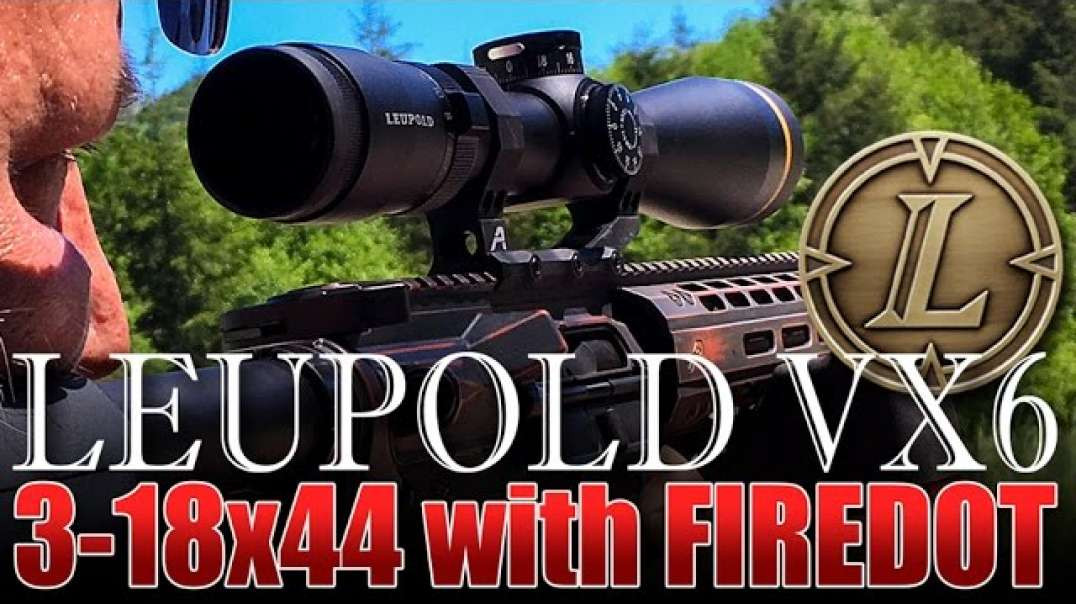 Leupold VX6 - Is it worth the cash?