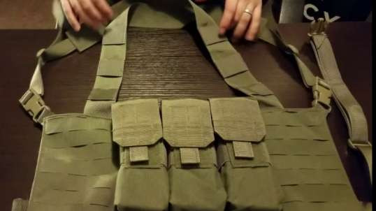 First Spear Short Incursion Chest Rig Review (Feat.FN SCAR 16S)