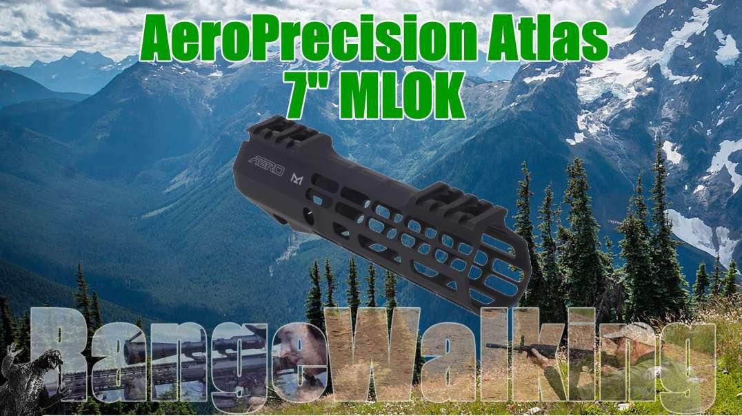 """Aero Precision Atlas 7"""" MLOK"""