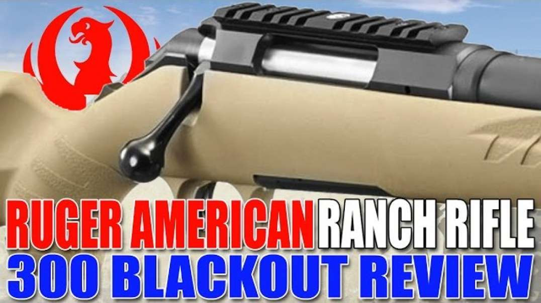 Gun Review: Ruger American Ranch Rifle 300 Blackout