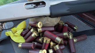 Shotgun Slugs - Slinging Lead Down Range