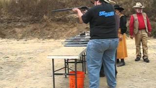 Cowboy 3 Gun Shoot Class