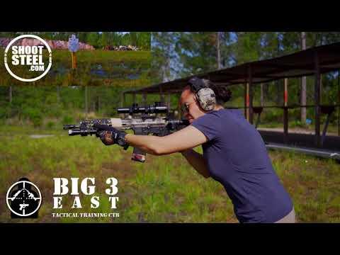 Ringing ShootSteel.com Targets