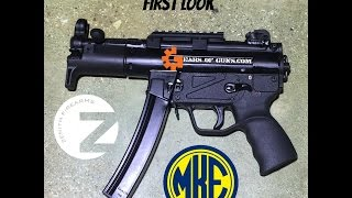 Zenith Firearms Z 5K First Look