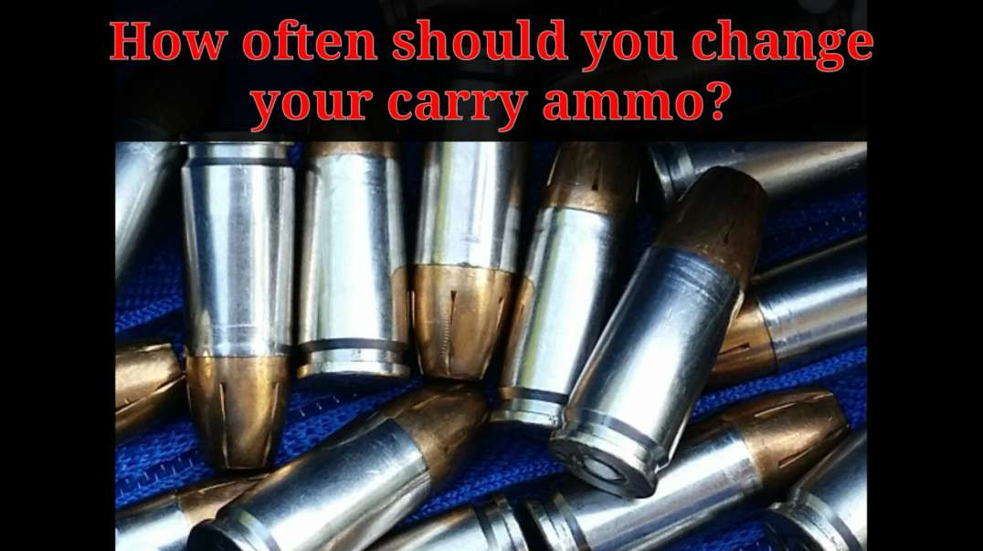 How Long Does Carry Ammo Last?