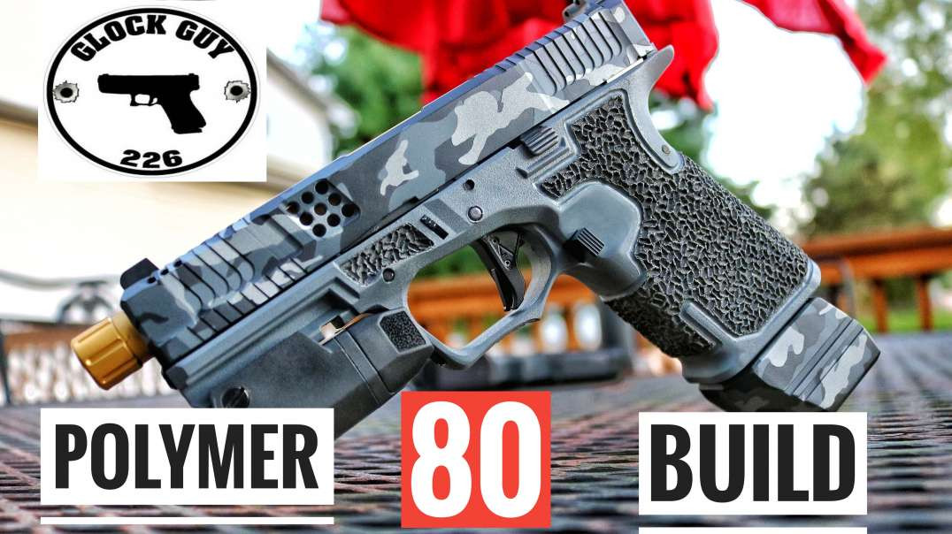 💥POLYMER 80 BUILD TIPS AND TRICKS! ( STEP BY STEP BUILD )💥