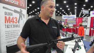 Gilboa M43 Rifle - NRA Annual Meetings & Exhibition 2016 - Gear-Report.com