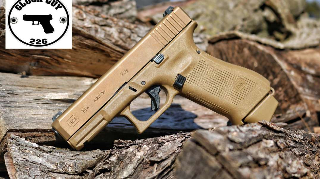 WHY I BOUGHT THE GLOCK 19X