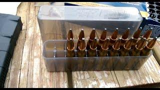 Where did all my ammo go?