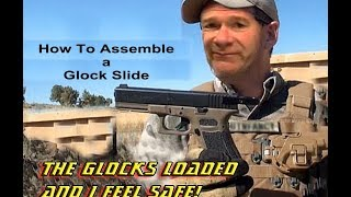 How to Assemble a Glock Slide