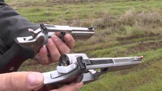 Smith & Wesson 686 VS Ruger GP100