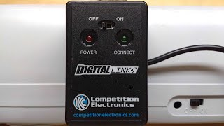 Digital Link Bluetooth Adapter for the Competition Electronics Chronograph