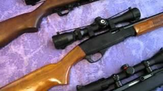 Rimfire Rifles