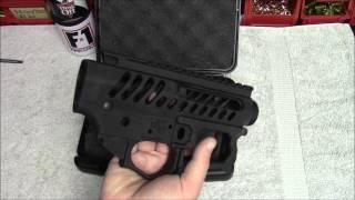 F-1 Firearms BDR-15-3G Lightweight AR15 Reciever set 3-Gun