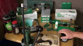 Shooter's Coffee Chat:  My Start to Reloading