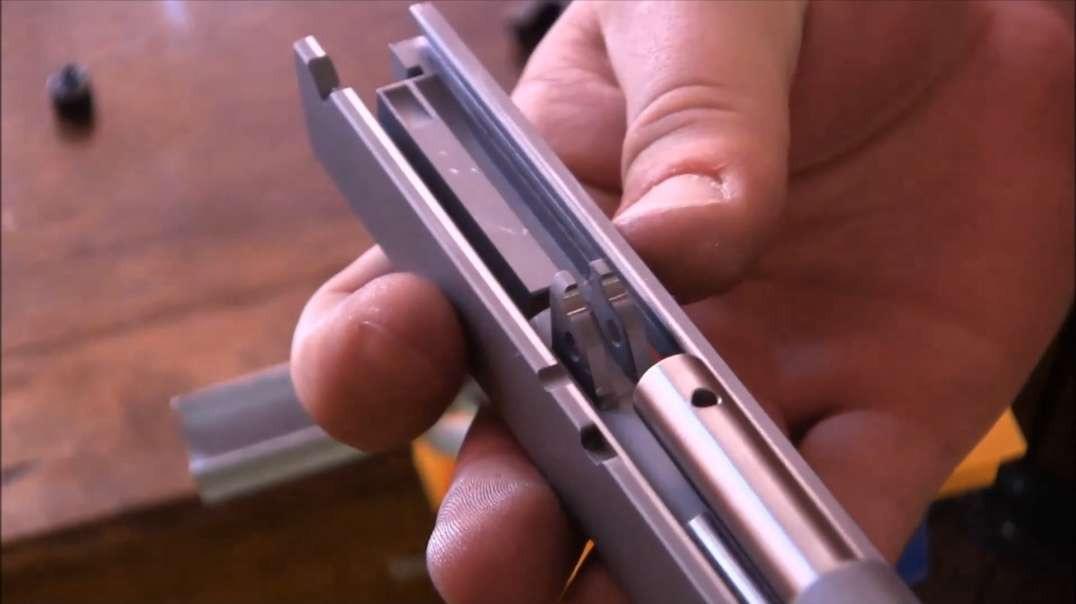 1911 Build 2 (9mm) - Part 4 - Barrel to Slide Stop Fit