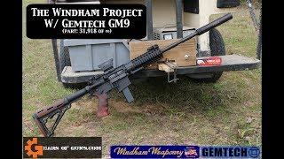 The Windham Project: I still don't think Atticus like this rifle very much Part: 31918