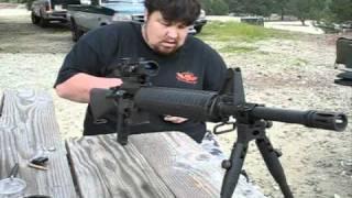 Fun day of shooting @ Burro Canyon part 4