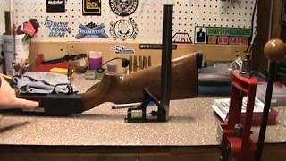 Adjusting a Shotgun Stock's length of pull.