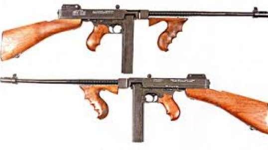 Shooting My Auto Ordnance A1 Tommy Gun