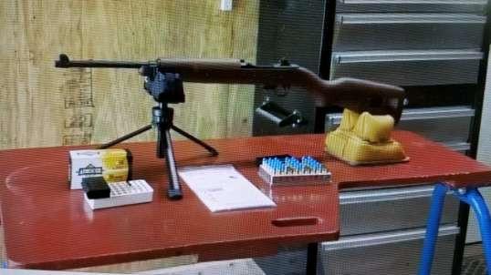 Auto Ordnance M1 30 Carbine Current Production