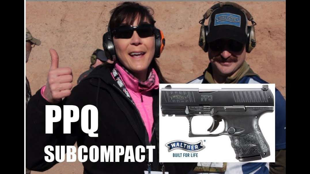 Walther PPQ Subcompact first look