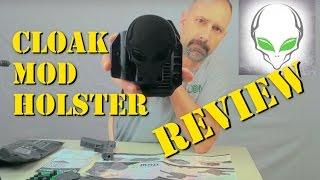 Alien Gear Holsters Cloak MOD OWB Holster Review - Gear-Report.com